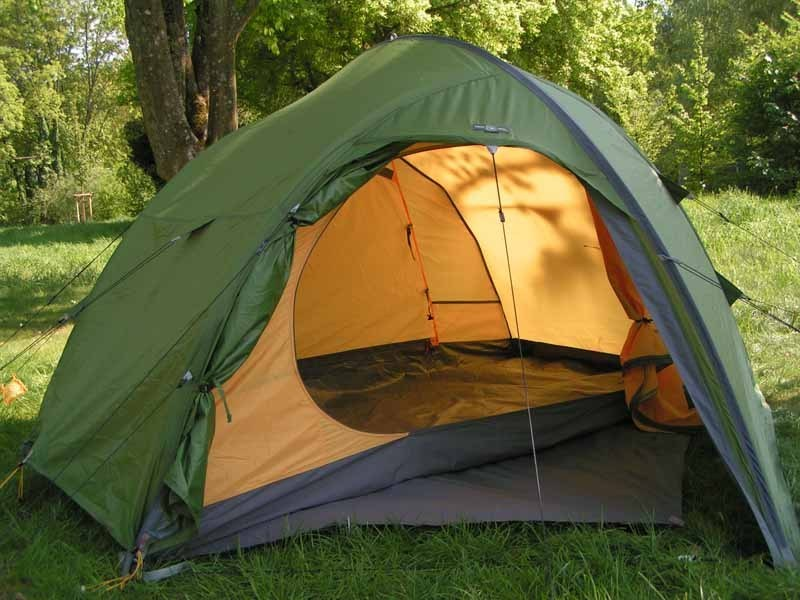 Campingzelt mieten | Exped Orion II | Outdoor Verleih
